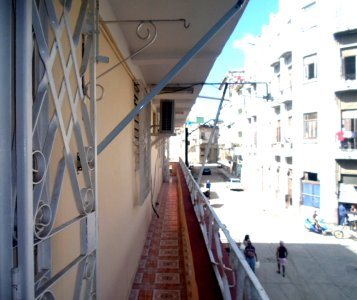 Balkon Rent a Room Havana